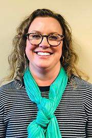 Mortgage Express Loan Officer Jennifer O'Dell
