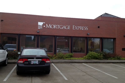 Mortgage Express Corvallis Oregon Office Location