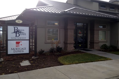 Mortgage Express Medford Oregon Office Location